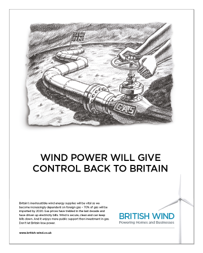 RES British Wind