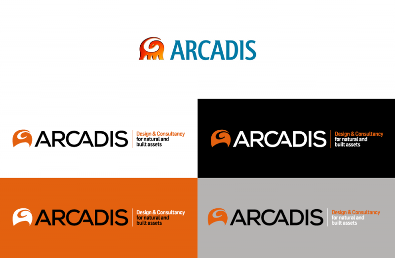Arcadis the point brand development delivery for Arcadis consulting